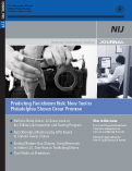 Cover of NIJ Journal 272