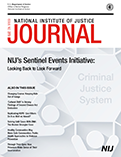Cover of NIJ Journal 273