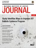 Cover of NIJ Journal 274