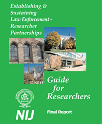 Establishing and Sustaining Research Partnerships: Guide for Researchers