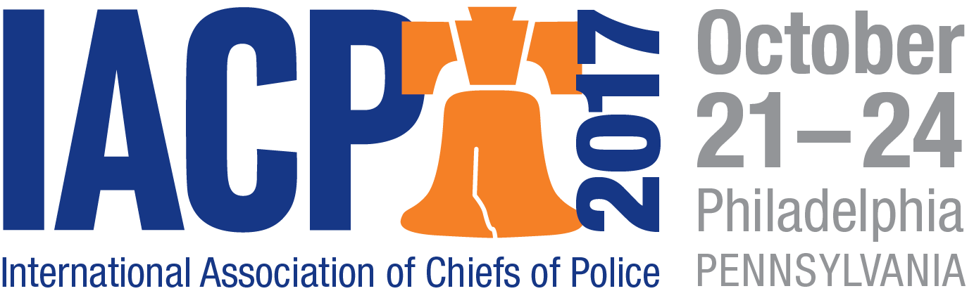 IACP 2017, International Association of Chiefs of Police, October 21-25, Philadelphia, Pennsylvania