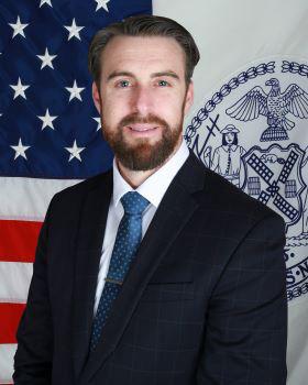 Portrait of Joshua Young