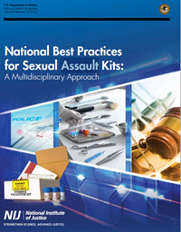 National Best Practices for Sexual Assault Kits