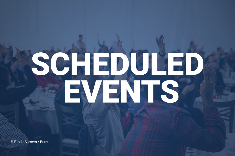 Schedule Events