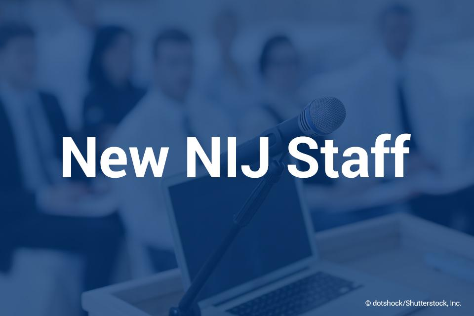 New nij staff