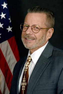 Portrait of NIJ Acting Directory Howard Spivak