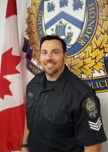 Sergeant Nick Bell